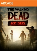 Obal-The Walking Dead: 400 Days