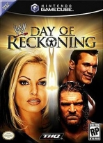 Obal-WWE Day of Reckoning