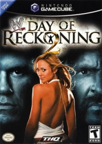 Obal-WWE Day of Reckoning 2