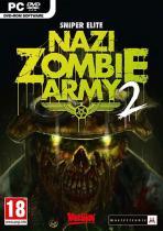 Obal-Sniper Elite: Nazi Zombie Army 2