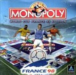 Obal-Monopoly: World Cup France 98 Edition