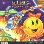 Obal-Arcade Classics - Namco Compilation: Galaxian, Galaga, Ms. Pac-Man
