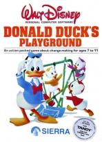 Obal-Donald Duck´s Playground