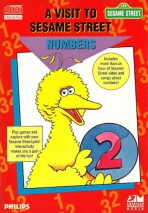 Obal-A Visit to Sesame Street: Numbers