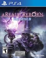 Obal-Final Fantasy XIV Online: A Realm Reborn