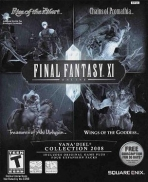 Obal-Final Fantasy XI Online: Vana´diel Collection 2008