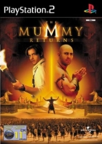 Obal-The Mummy Returns