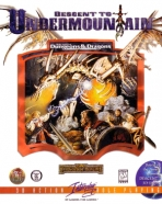 Obal-Advanced Dungeons and Dragons Descent to Undermountain
