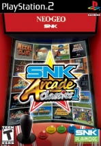 Obal-Snk Arcade Classics Vol. 1