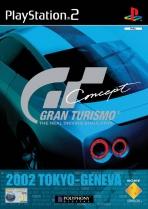 Obal-Gran Turismo Concept 2002: Tokyo-Geneva