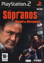 Obal-The Sopranos: Road To Respect