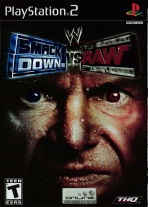 Obal-WWE SmackDown! vs. Raw