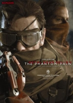 Obal-Metal Gear Solid V: The Phantom Pain