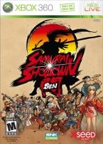 Obal-Samurai Shodown Sen