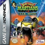 Obal-Butt Ugly Martians: B.K.M. Battles