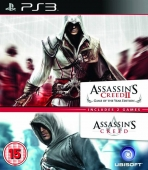 Obal-Assassin´s  Creed Double Pack