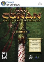 Obal-Age of Conan: Rise of the Godslayer