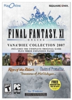 Obal-Final Fantasy XI: The Vana´diel Collection 2007