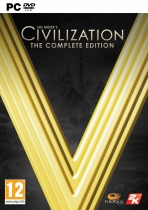 Obal-Sid Meier´s Civilization V: Complete Edition