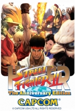 Obal-Hyper Street Fighter II: The Anniversary Edition