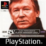 Obal-Alex Ferguson´s Player Manager 2001