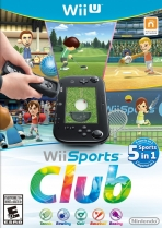 Obal-Wii Sports Club