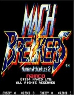 Obal-Mach Breakers: Numan Athletics 2