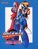 Obal-Mega Man: The Power Battle