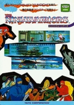 Obal-The Ninja Warriors