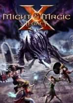 Obal-Might and Magic X: Legacy