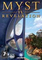 Obal-Myst IV Revelation