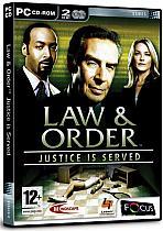 Obal-Law & Order: Justice Is Served