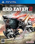 Obal-God Eater 2: Rage Burst
