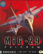 Obal-MiG-29 Fulcrum