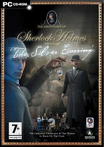 Obal-Adventures of Sherlock Holmes: The Silver Earring
