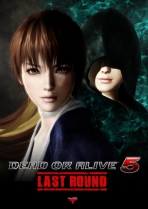Obal-Dead or Alive 5 Last Round