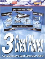 Obal-3 Great Planes For Microsoft Combat