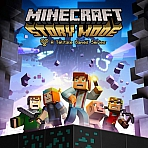 Obal-Minecraft: Story Mode