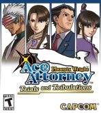 Obal-Phoenix Wright: Ace Attorney - Trials and Tribulations