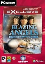 Obal-Blazing Angels: Squadrons of WWII