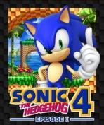 Obal-Sonic the Hedgehog 4: Episode I