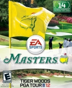 Obal-Tiger Woods PGA Tour 12: The Masters