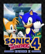 Obal-Sonic the Hedgehog 4: Episode II