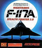 Obal-F-117 Stealth Fighter