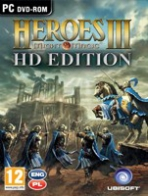 Obal-Heroes of Might and Magic III - HD Edition
