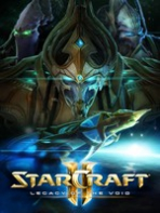 Obal-StarCraft II - Legacy of the Void