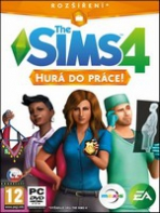 Obal-The Sims 4: Hurá do Práce
