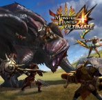 Obal-Monster Hunter 4 Ultimate