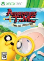 Obal-Adventure Time: Finn and Jake Investigations
