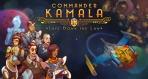 Commander Kamala Lays Down the Law